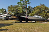 52-1516 @ VPS - On display at the Air Force Armament Museum at Eglin Air Force Base , Fort Walton , Florida