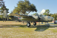 44-30854 @ VPS - On display at the Air Force Armament Museum at Eglin Air Force Base , Fort Walton , Florida