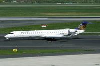 D-ACNL @ EDDL - Eurowings - by Joop de Groot