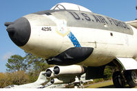 53-4296 @ VPS - On display at the Air Force Armament Museum at Eglin Air Force Base , Fort Walton , Florida