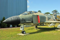 64-0817 @ VPS - On display at the Air Force Armament Museum at Eglin Air Force Base , Fort Walton , Florida
