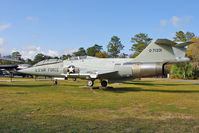 57-1331 @ VPS - On display at the Air Force Armament Museum at Eglin Air Force Base , Fort Walton , Florida