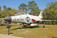 56-0250 @ VPS - On display at the Air Force Armament Museum at Eglin Air Force Base , Fort Walton , Florida