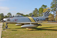 52-5513 @ VPS - On display at the Air Force Armament Museum at Eglin Air Force Base , Fort Walton , Florida