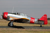 VH-NZH @ YECH - YECH AAAA National fly in 2011