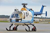 N6331Z @ KPNS - 1998 Eurocopter/canada BO 105LS A-3, c/n: 2054 - by Tel