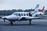 N2KK @ KPNS - 1978 Piper PA-31-350, c/n: 31-7852116