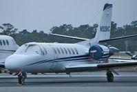 N926NC @ KPNS - 1995 Cessna 560, c/n: 560-0328