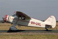 VH-UXL @ YECH - YECH AAAA National fly in 2011