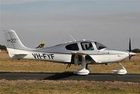 VH-FYF @ YECH - YECH AAAA National fly in 2011
