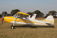 VH-SLY @ YECH - YECH AAAA National fly in 2011