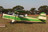 VH-KBE @ YECH - YECH AAAA National fly in 2011