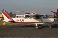 VH-PJG @ YECH - YECH AAAA National fly in 2011
