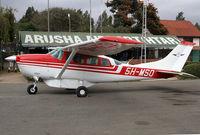 5H-MSO @ HTAR - Cessna 206 - by Duncan Kirk