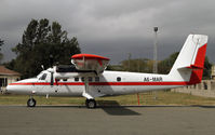 A6-MAR @ HTAR - DHC-6 - by Duncan Kirk