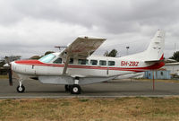 5H-ZBZ @ HTAR - Cessna 208 c/n 20800201 - by Duncan Kirk