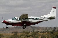5H-RJS @ HTAR - Cessna 208B c/n 208B-0929 - by Duncan Kirk
