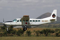 5H-HOT @ HTAR - Cessna 208B c/n 208B-0677 - by Duncan Kirk