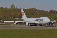 LX-YCV @ ELLX - LX-YCV_ Boeing 747-4R7F - by Jerzy Maciaszek