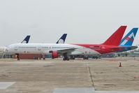 N941FD @ KBFM - ex Air Sylhet , TF-LLY 1987 Boeing 757-225, c/n: 22691 - by Terry Fletcher
