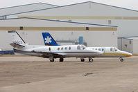 N20CZ @ KBFM - 1977 Cessna 501, c/n: 501-0262 - by Terry Fletcher