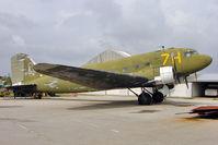 44-76326 - Displayed at Battleship Memorial Park , Mobile