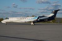 D-AVIB @ LOWW - Embraer 135