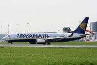EI-EMH @ EGGP - Ryanair - by Chris Hall