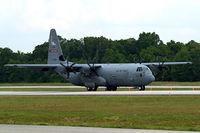 03-8154 @ KLAL - Lockheed C-130J-30 Hercules [5557] Lakeland-Linder~N 15/04/2010 - by Ray Barber