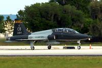 68-8164 @ KLAL - Northrop T-38C Talon [T.6169] Lakeland-Linder~N 16/04/2010 - by Ray Barber