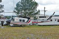 N8157G @ KTLH - Forestry Commision lot at Tallahassee Regional