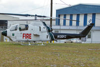N130FC @ KTLH - Forestry Commision lot at Tallahassee Regional