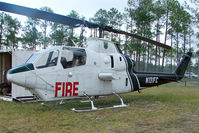 N131FC @ KTLH - Forestry Commision lot at Tallahassee Regional