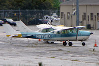N9760X @ KTLH - 1962 Cessna 210B, c/n: 21058060