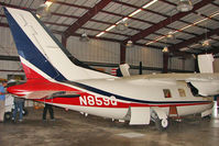 N859Q @ KTLH - Surprise to find this Inside  the Lively Aviation School at Tallahassee Airport
