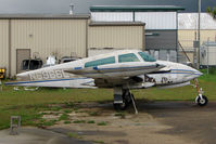 N6966L @ KTLH - Outside   the Lively Aviation School at Tallahassee Airport
