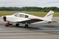 N6081W @ 24J - 1964 Piper PA-28-140, c/n: 28-20095