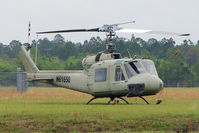 N61650 @ LCQ - 1997 Garlick Helicopters Inc HH-1K, c/n: 157184