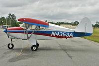 N4353A @ LCQ - 1956 Piper PA-22-150, c/n: 22-3709