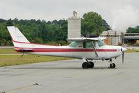 N93792 @ LCQ - 1982 Cessna 152, c/n: 15285552
