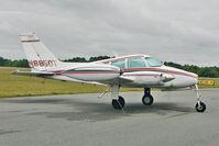 N6850T @ LCQ - 1960 Cessna 310D, c/n: 39150