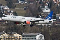 OY-KBH @ LOWI - Scandinavian Airlines A321 - by Andy Graf-VAP