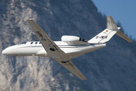 D-IWIR @ LOWI - Cessna 525 CJ1 - by Andy Graf-VAP
