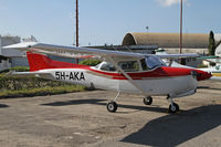 5H-AKA @ HTDA - Ramp shot at Dar Es SAlaam - by Duncan Kirk