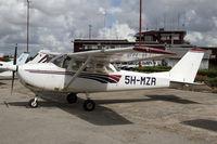5H-MZR @ HTDA - Ramp shot at south terminal - by Duncan Kirk