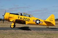 VH-YVI @ YECH - YECH AAAA National fly in 2011