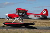 VH-HSK @ YECH - AAAA National fly in 2011