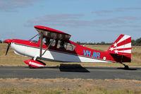 VH-JIR @ YECH - YECH AAAA National fly in 2011
