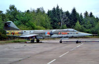 D-8338 @ EHTW - Lockheed F-104G Starfighter [683-8338] Twente~PH 12/09/2003. Preserved and marked D-5805.
