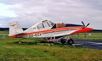 D2-ECV @ EHLE - Ayres S-2R-T34 [T34-134DC] Thrush Commander Lelystad~PH 11/09/2003 - by Ray Barber